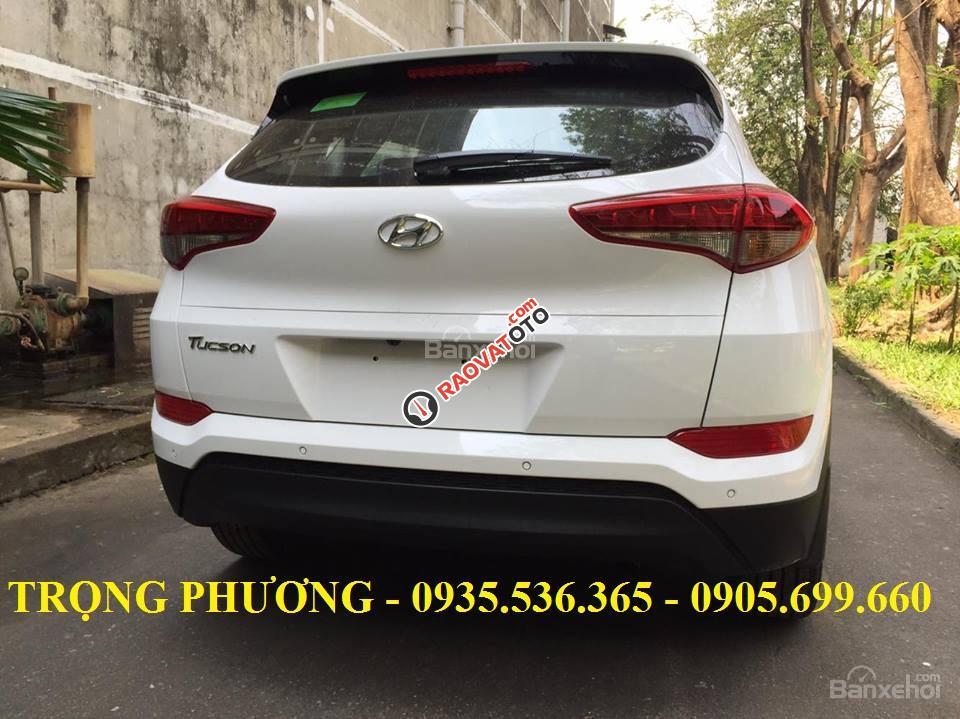 Ô tô Hyundai Tucson 2018 Đà Nẵng, màu trắng, LH: Trọng Phương - 0935.536.365 - 0914.95.27.27-14