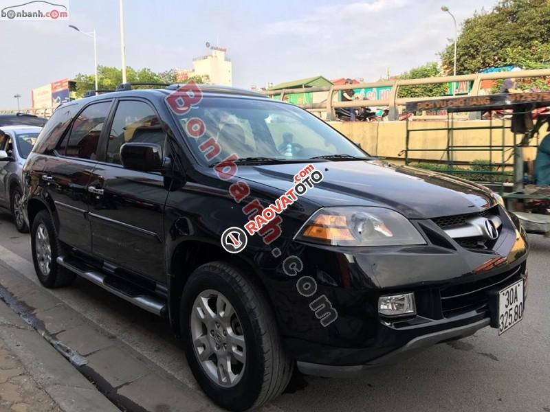 Bán xe Acura MDX 3.5l 2004, màu đen-1