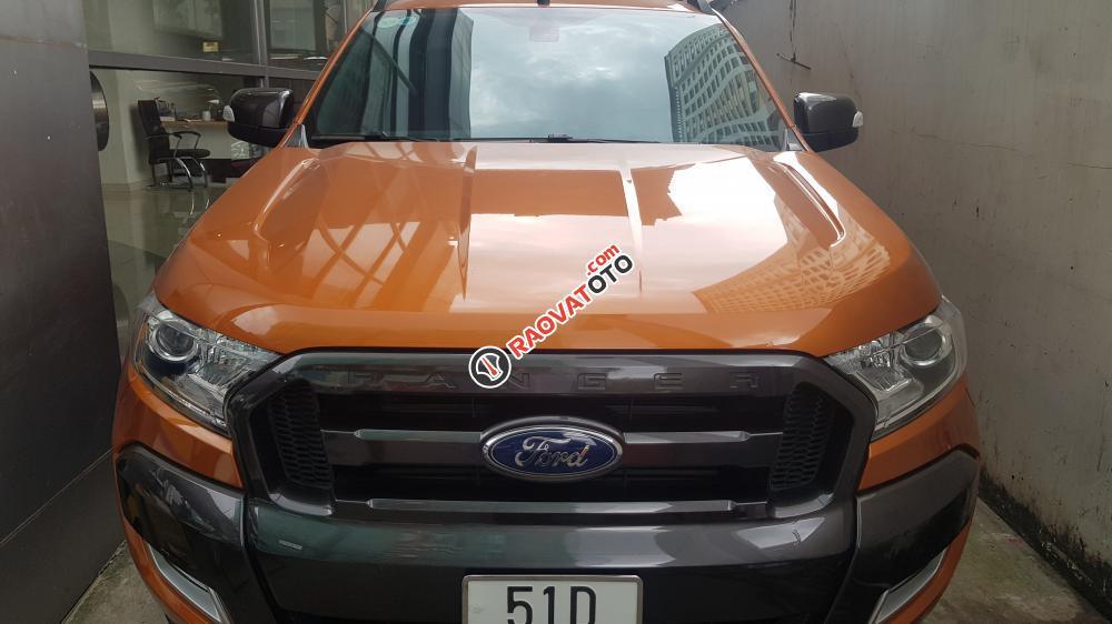 Cần bán Ford Ranger XLS 2.2L đời 2015, màu đỏ, nhập khẩu, giá chỉ 525 triệu-3