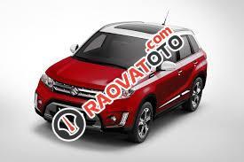 Bán xe Suzuki Vitara đời 2015, màu đỏ, nhập khẩu nguyên chiếc, 719 triệu-1