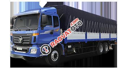 Bán xe tải nặng Thaco Auman 9 tấn, 3 chân 14 tấn, 4 chân 17,995 tấn, 5 chân 20,5 tấn-8