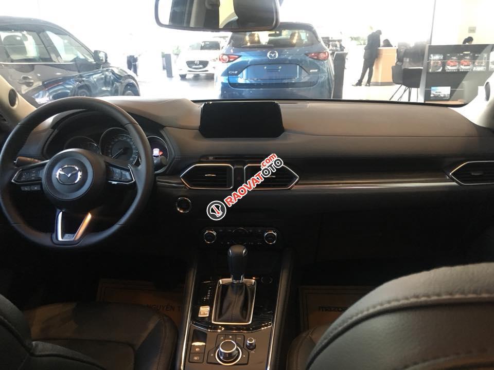 Bán Mazda CX 5 đời 2018, màu nâu-3