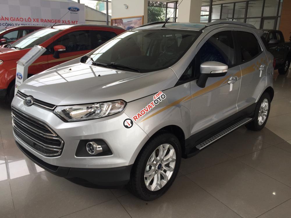 Ford EcoSport Titanium giá 570tr- Bao chi phí ra biển số các tỉnh, Lh 0901346072 để được tư vấn và nhận KM khủng-1