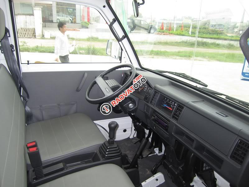 Bán Suzuki Super Carry Truck đời 2017, màu trắng, 249tr-2