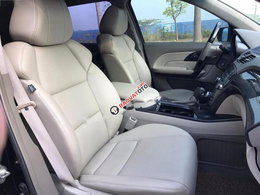 Cần bán Acura MDX SH AWD đời 2007, màu đen, xe nhập như mới, giá chỉ 620 triệu-8