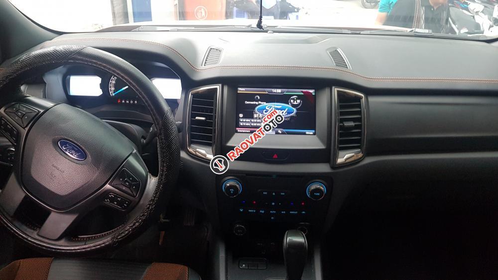 Cần bán Ford Ranger XLS 2.2L đời 2015, màu đỏ, nhập khẩu, giá chỉ 525 triệu-7