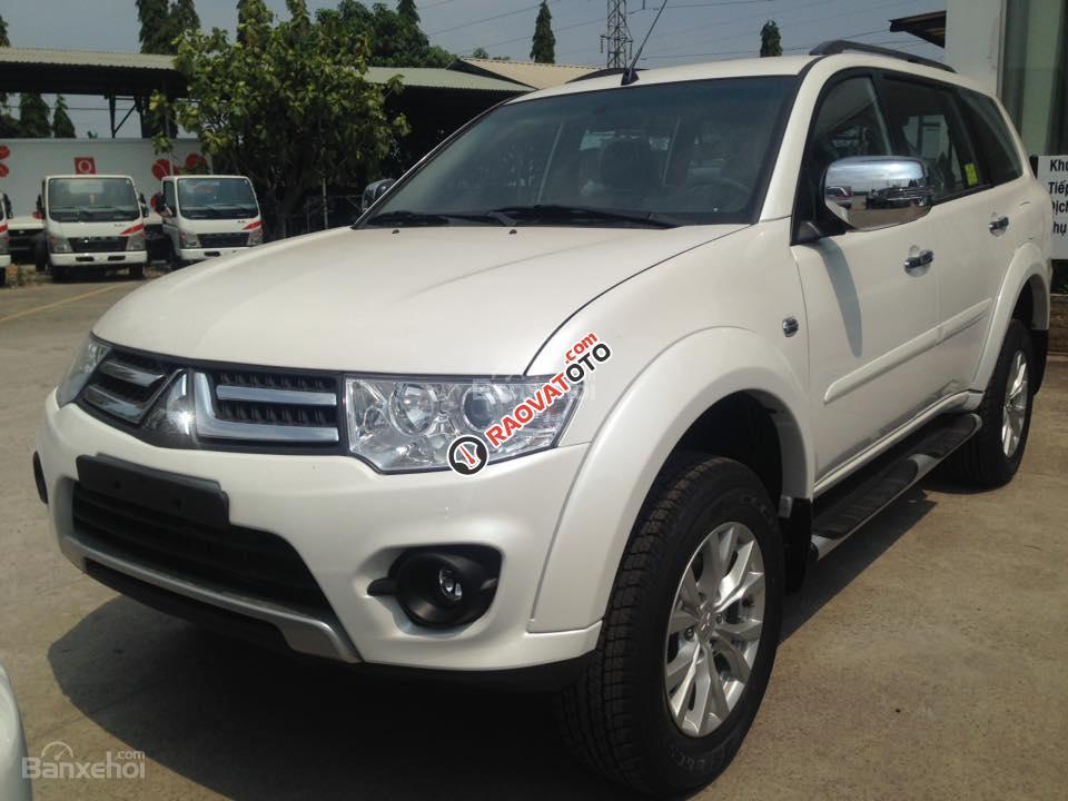 Bán xe du lịch Mitsubishi Pajero Sport 4x2 AT xe mới giao ngay-2