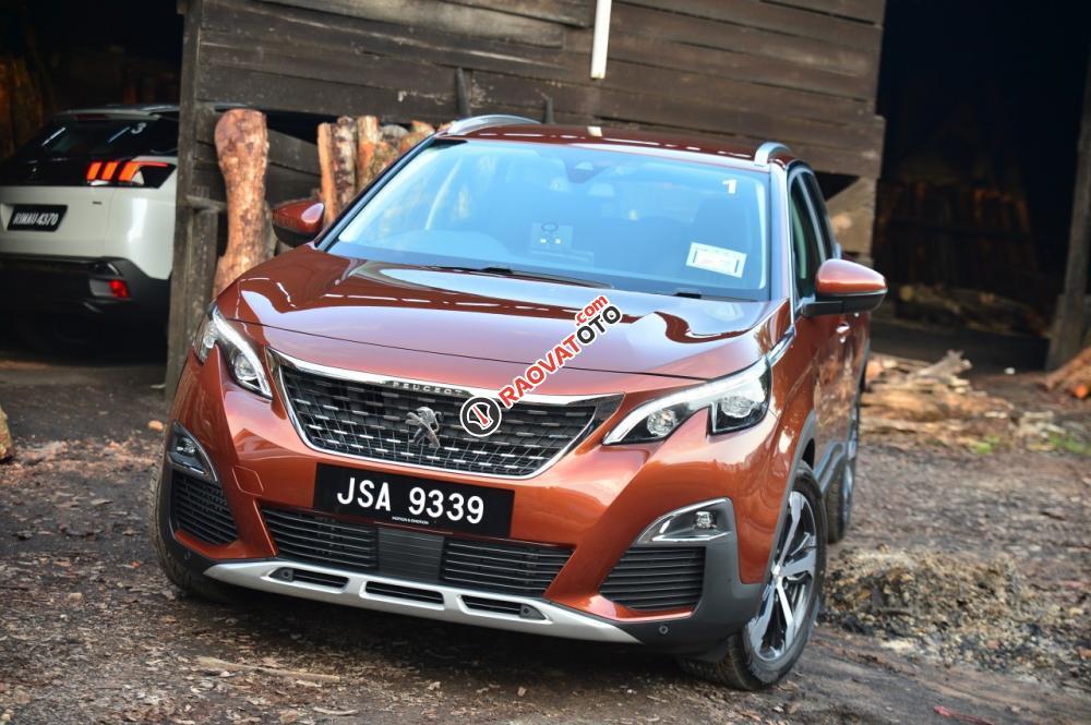 Lái thử & trải nhiệm xe Peugeot 5008, 3008 tại Thái Nguyên 0969 693 633-4