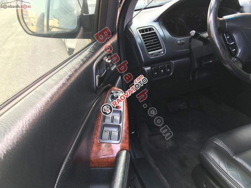 Bán xe Acura MDX 3.5l 2004, màu đen-5