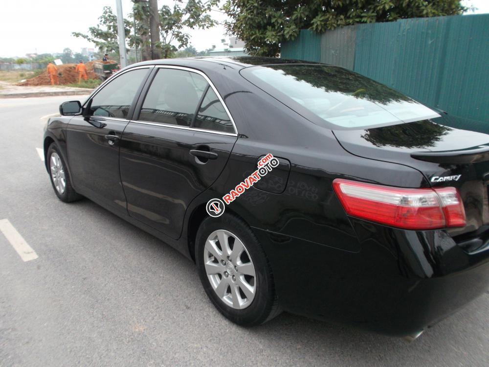 Bán Toyota Camry LE sản xuất 2008, màu đen, nhập khẩu nguyên chiếc giá cạnh tranh-1