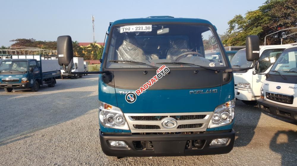 Mua bán xe tải, xe Ben 2.5 tấn Thaco Forland FLD250C giá tốt-1