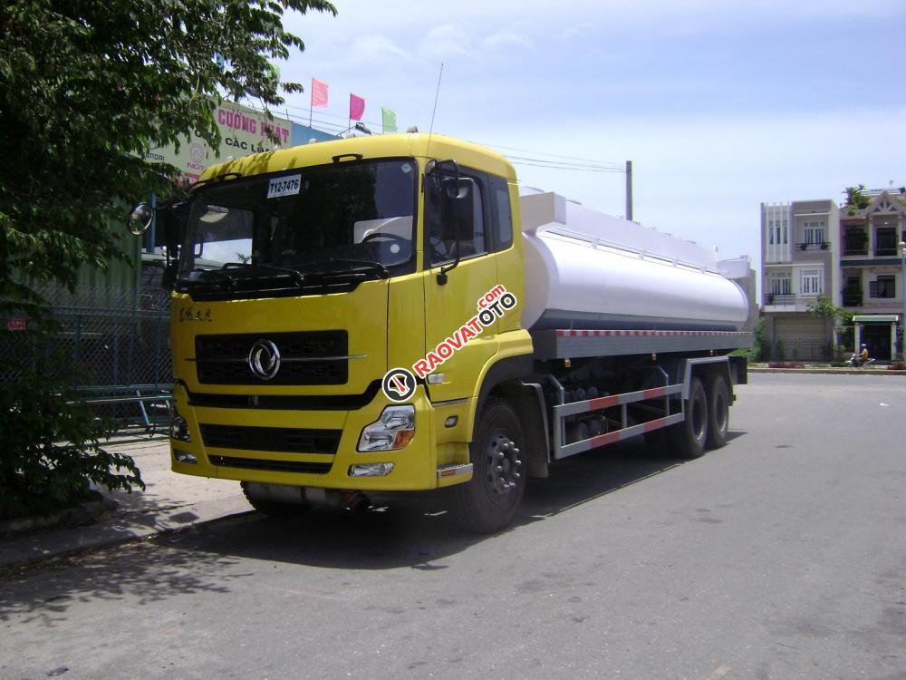 Bán các loại xe bồn chở xăng dầu, xe téc chở xăng dầu 18 khối, bán xe bồn chở xăng dầu 21 khối-0