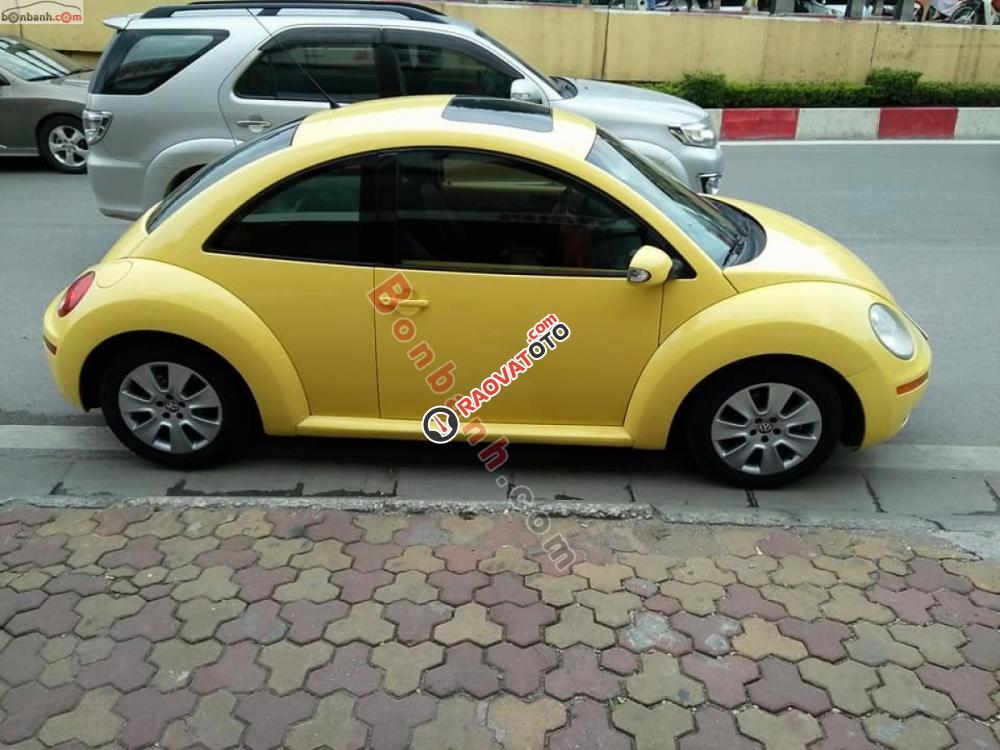 Xe Volkswagen New Beetle 2.5 AT 2007-0