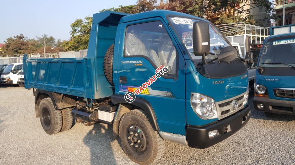 Mua bán xe tải, xe Ben 2.5 tấn Thaco Forland FLD250C giá tốt-3