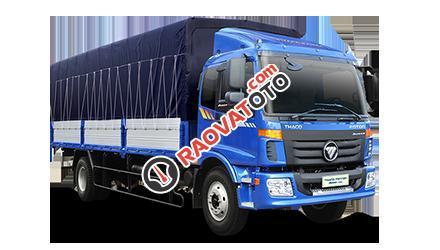 Bán xe tải nặng Thaco Auman 9 tấn, 3 chân 14 tấn, 4 chân 17,995 tấn, 5 chân 20,5 tấn-3