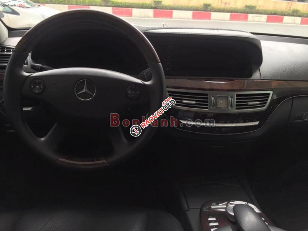 Xe Mercedes Benz S class S350 SX 2006-3