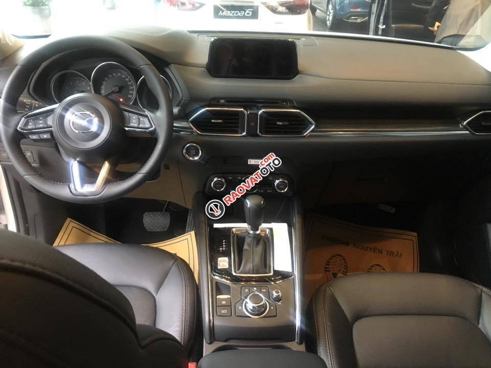 Bán Mazda CX 5 đời 2018, màu trắng-3