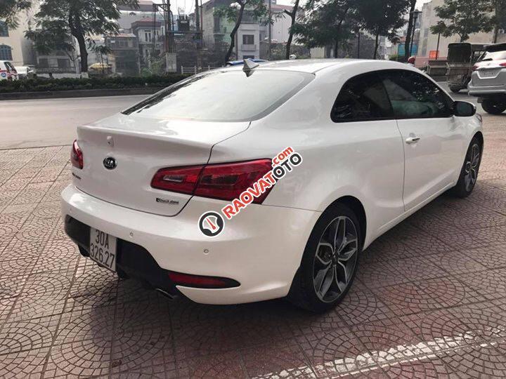 Xe Kia Cerato Koup đời 2014, màu trắng, nhập khẩu nguyên chiếc-1