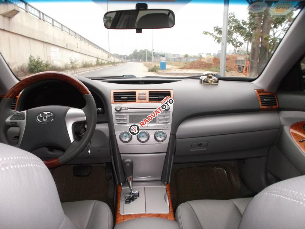 Bán Toyota Camry LE sản xuất 2008, màu đen, nhập khẩu nguyên chiếc giá cạnh tranh-7