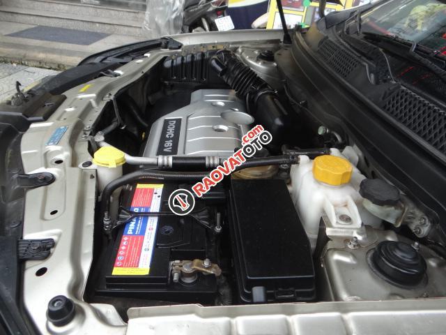 Cần bán Chevrolet Captiva đời 2008, màu vàng cát, số sàn-4