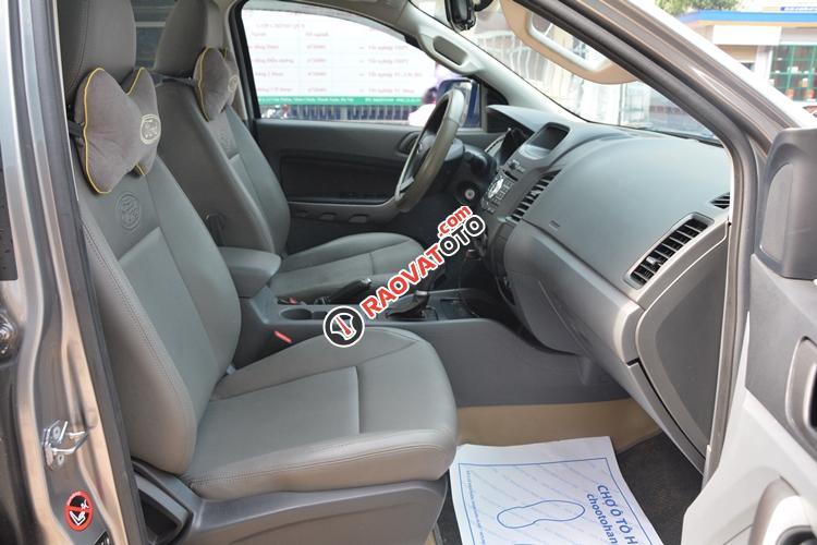 Cần bán Ford Ranger XLS 2.2AT đời 2016, màu bạc, nhập khẩu nguyên chiếc chính chủ-5