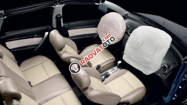 Cần bán Chevrolet Aveo LTZ 2018 động cơ mới, giá tốt, xe có giao liền-6