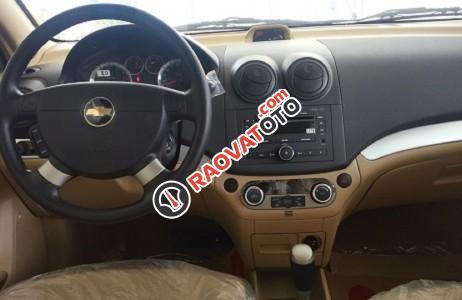 Cần bán Chevrolet Aveo LTZ 2018 động cơ mới, giá tốt, xe có giao liền-5