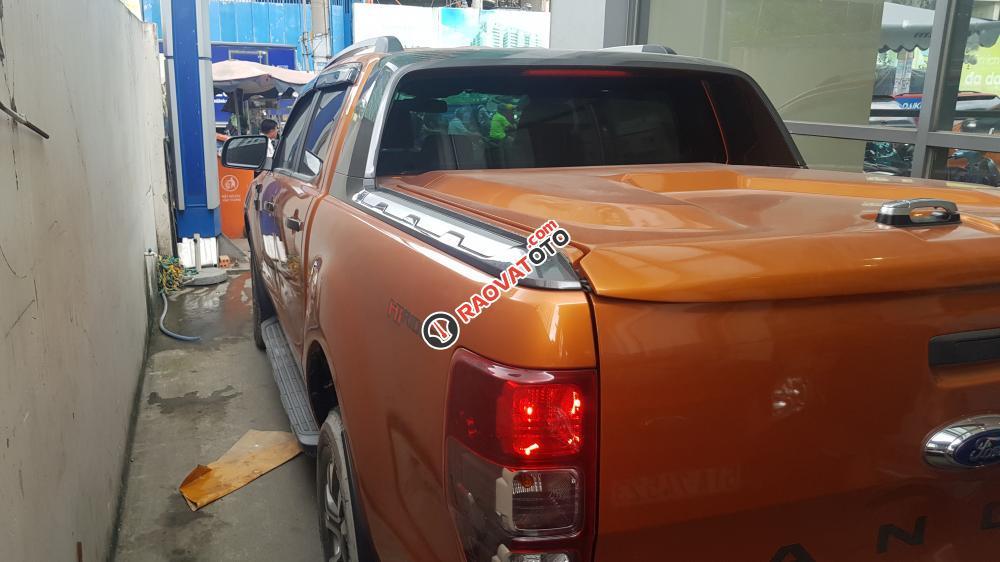 Cần bán Ford Ranger XLS 2.2L đời 2015, màu đỏ, nhập khẩu, giá chỉ 525 triệu-9