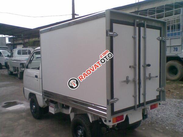 Bán Suzuki Super Carry Truck đời 2017, màu trắng, 249tr-6
