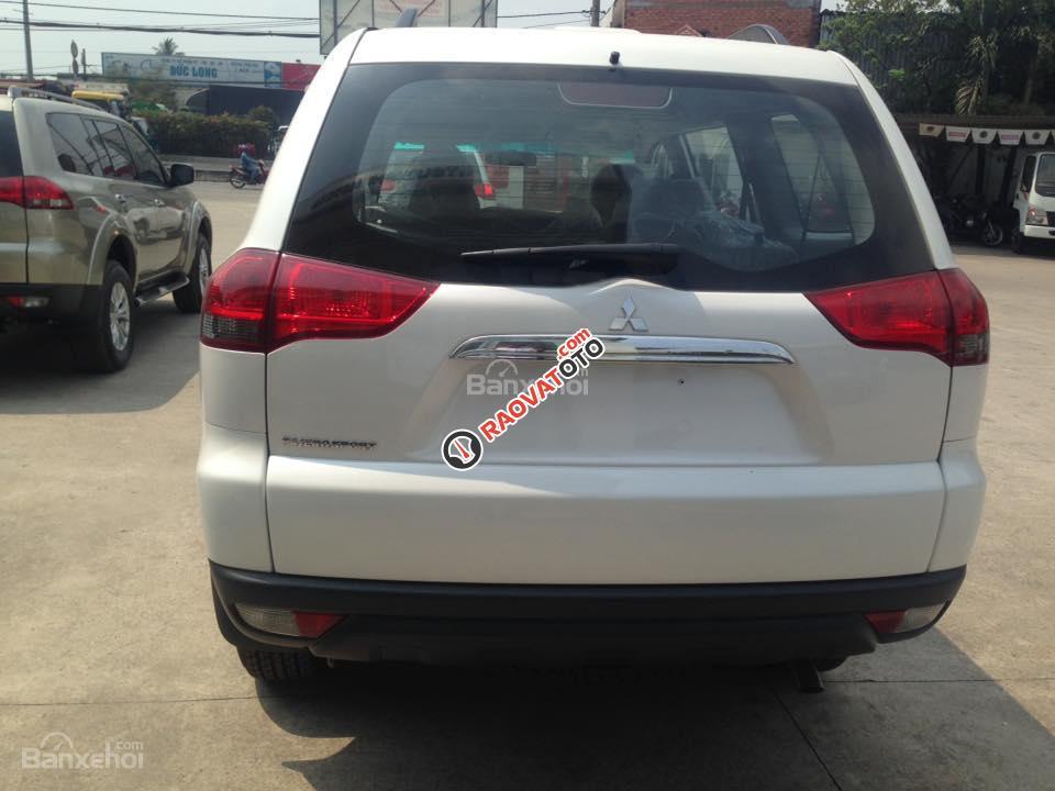 Bán xe du lịch Mitsubishi Pajero Sport 4x2 AT xe mới giao ngay-0