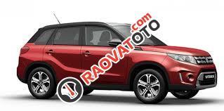 Bán xe Suzuki Vitara đời 2015, màu đỏ, nhập khẩu nguyên chiếc, 719 triệu-2