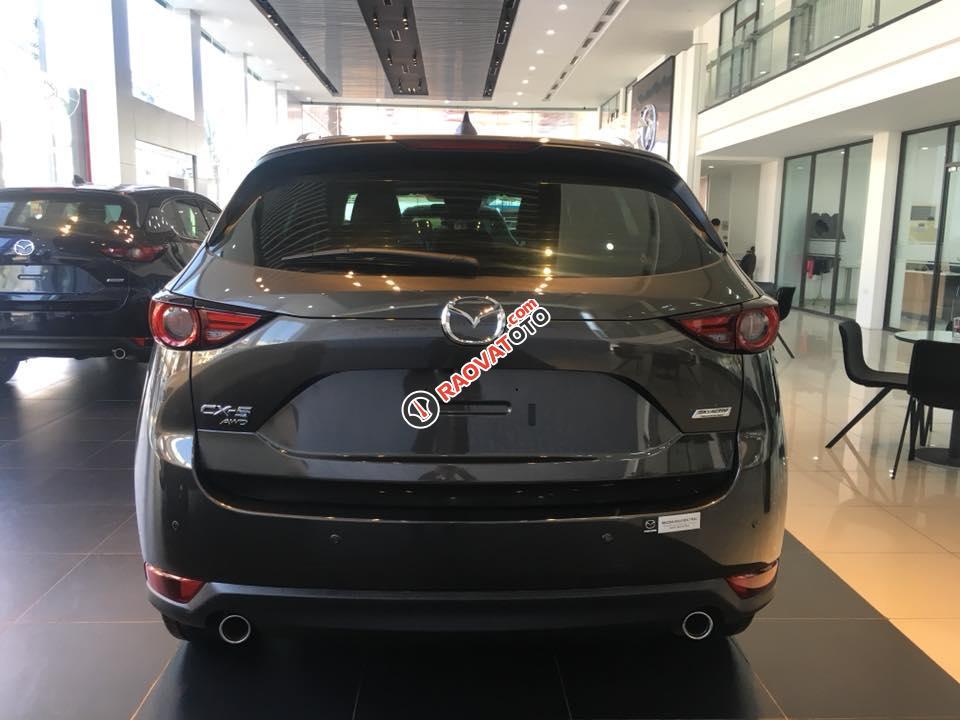 Bán Mazda CX 5 đời 2018, màu nâu-2