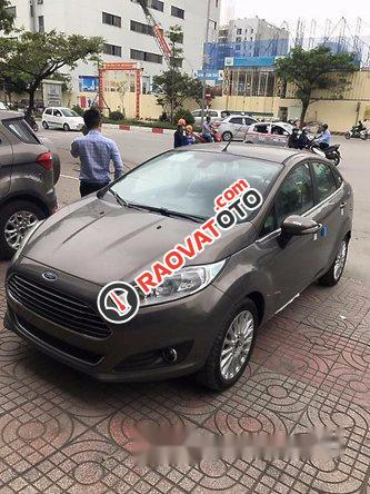 Bán ô tô Ford Fiesta 2017, giá tốt-1