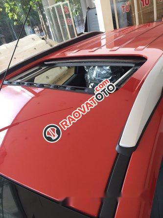 Bán Ford EcoSport đời 2017, màu đỏ-4