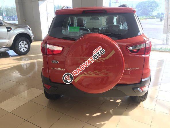 Bán Ford EcoSport đời 2017, màu đỏ-3