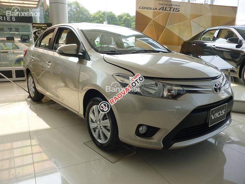 Bán Toyota Vios 1.5E số sàn, ưu đãi giá, tặng phụ kiện, hỗ trợ vay 95% giá trị xe-2