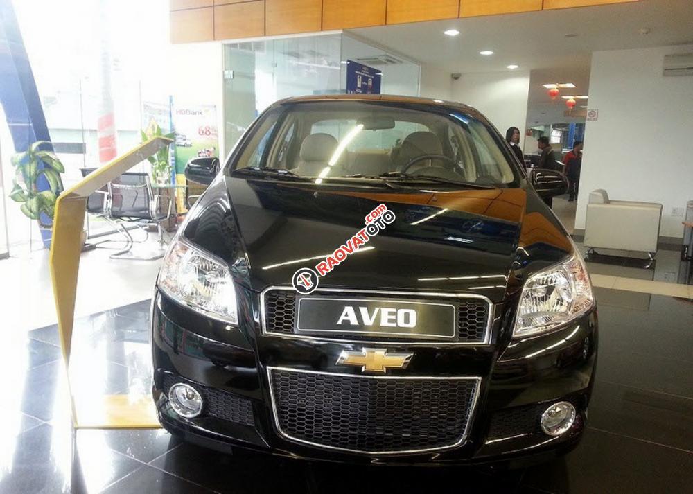 Bán Chevrolet Aveo 1.4 LT Sedan 5 chỗ, chính hãng 2018-1