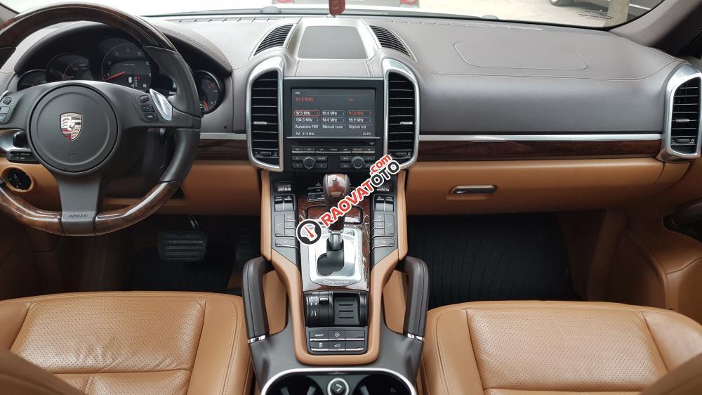 Bán xe Porsche Cayenne 3.6 V6 sản xuất 2011, đăng ký T12/2011-9