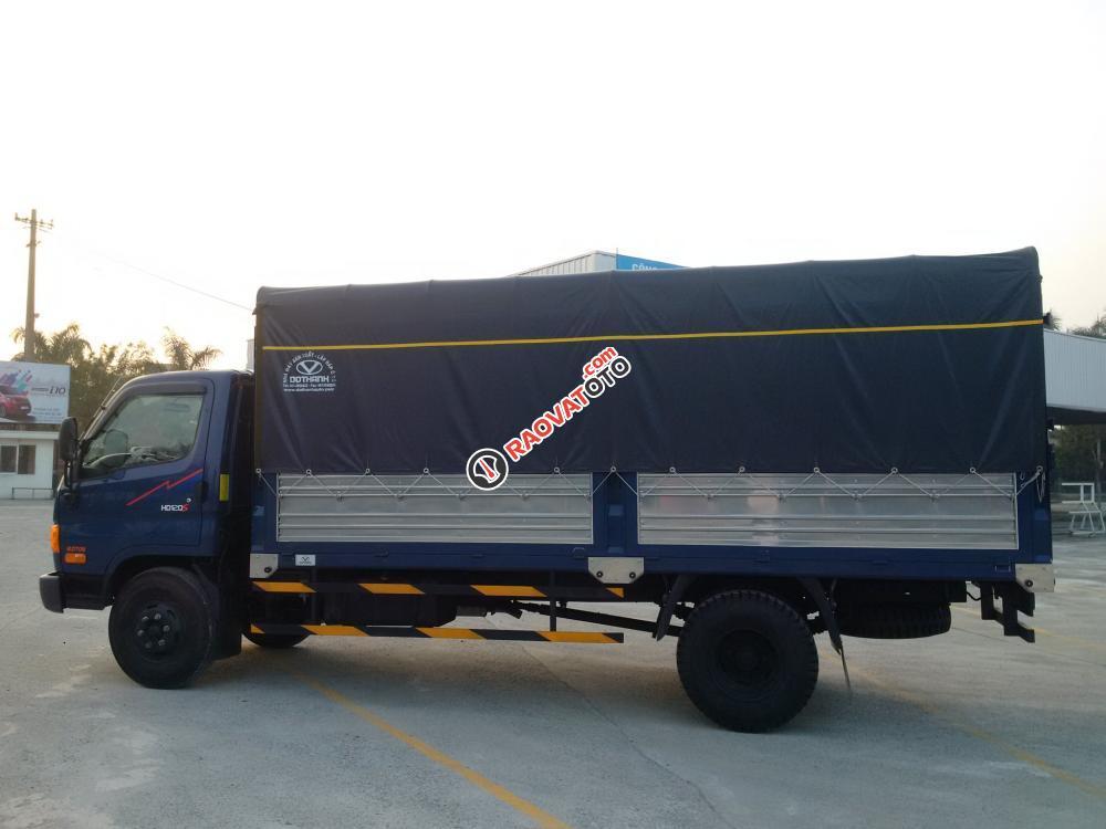 Xe tải Hyundai HD 120S 8tấn xe đẹp, hỗ trợ sâu-0