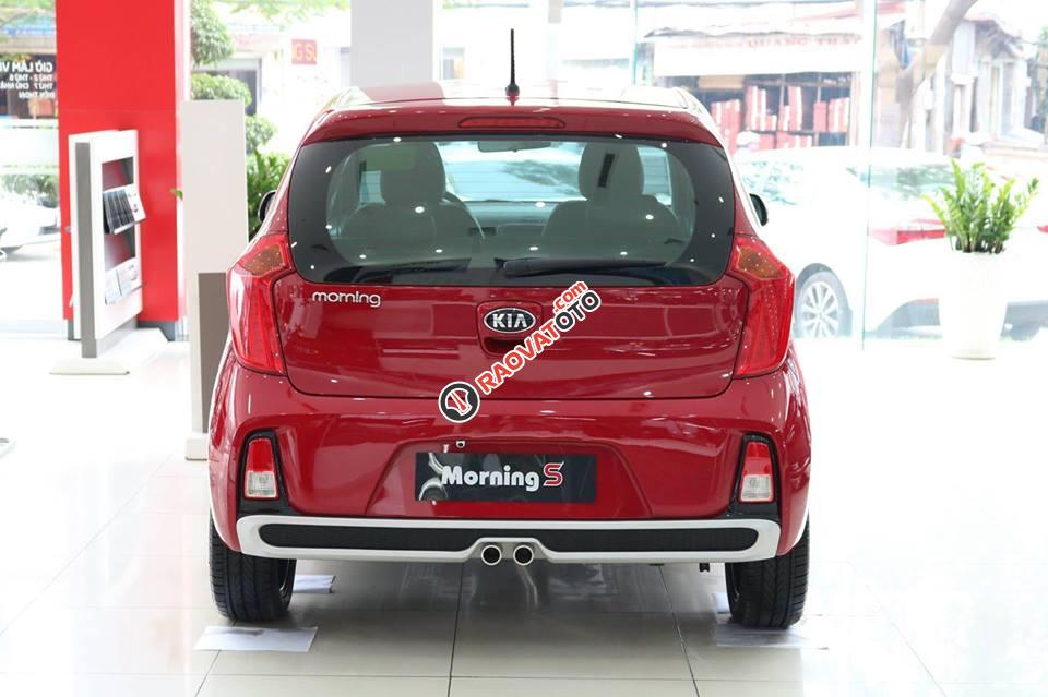 Kia Morning S (New 2018) bản nâng cấp đáng giá của dòng xe cỡ nhỏ, giá tốt-2