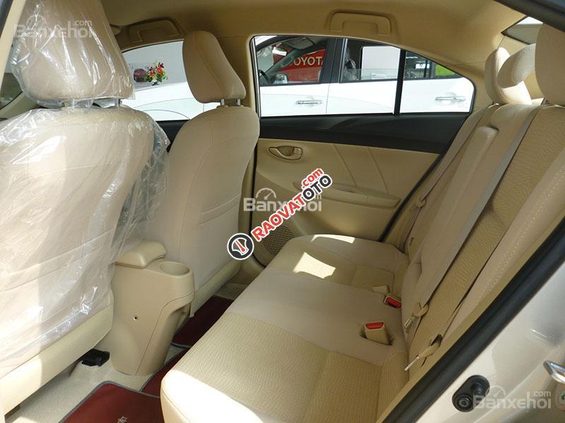 Bán Toyota Vios 1.5E số sàn, ưu đãi giá, tặng phụ kiện, hỗ trợ vay 95% giá trị xe-10