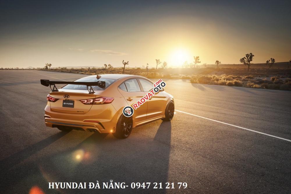 Xe Hyundai Elantra 2017 màu cam - Đà Nẵng giá sốc, rẻ nhất thị trường chỉ với 160 triệu-3