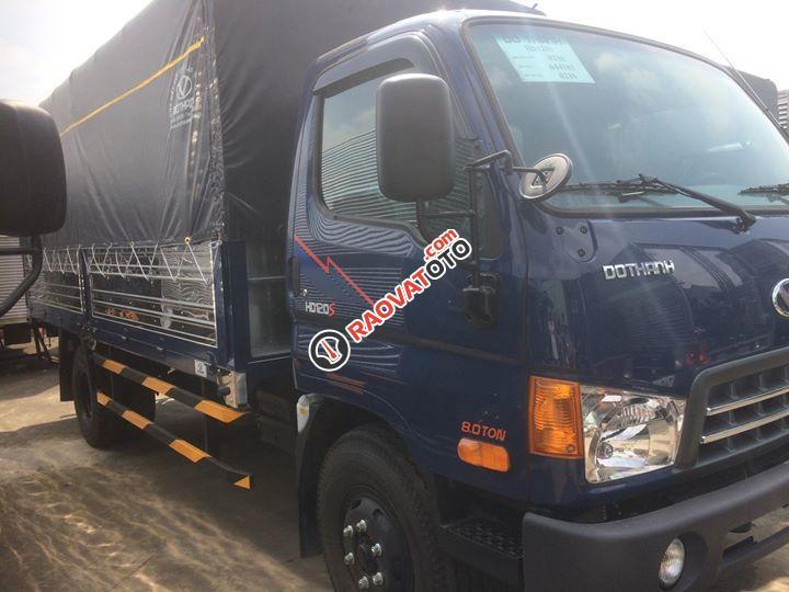 Xe tải Hyundai HD 120S 8tấn xe đẹp, hỗ trợ sâu-5