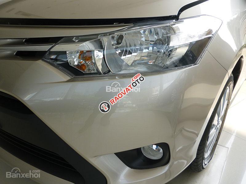 Bán Toyota Vios 1.5E số sàn, ưu đãi giá, tặng phụ kiện, hỗ trợ vay 95% giá trị xe-6
