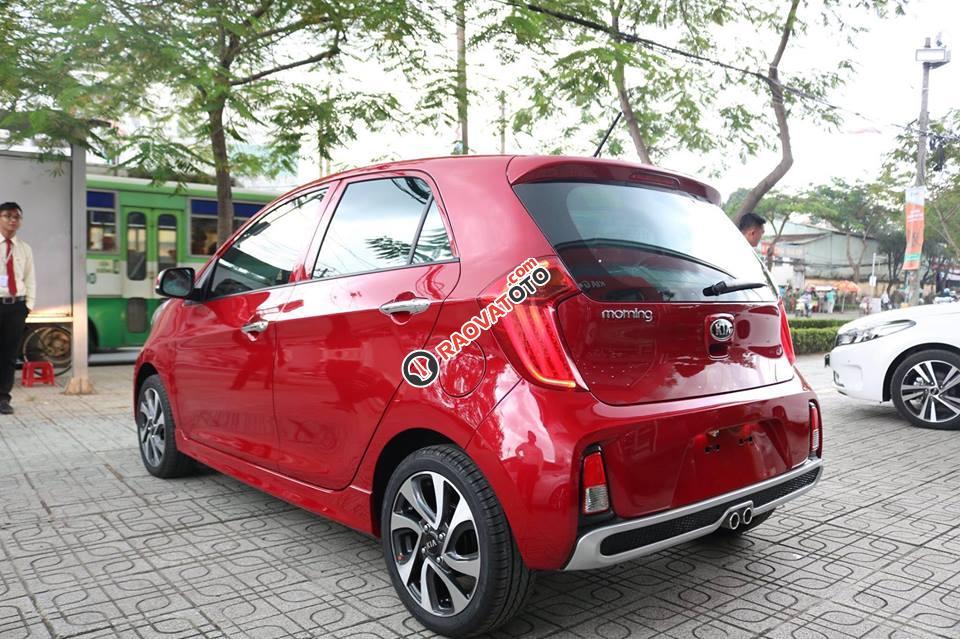 Kia Morning S (New 2018) bản nâng cấp đáng giá của dòng xe cỡ nhỏ, giá tốt-1