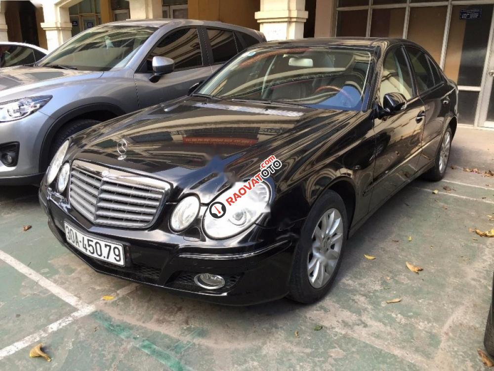 Chính chủ bán Mercedes E280 2007, màu đen-7