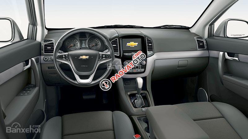 Bán Chevrolet Captiva LTZ Revv đời mới 2018, giá xe Captiva 7 chỗ tốt nhất-3