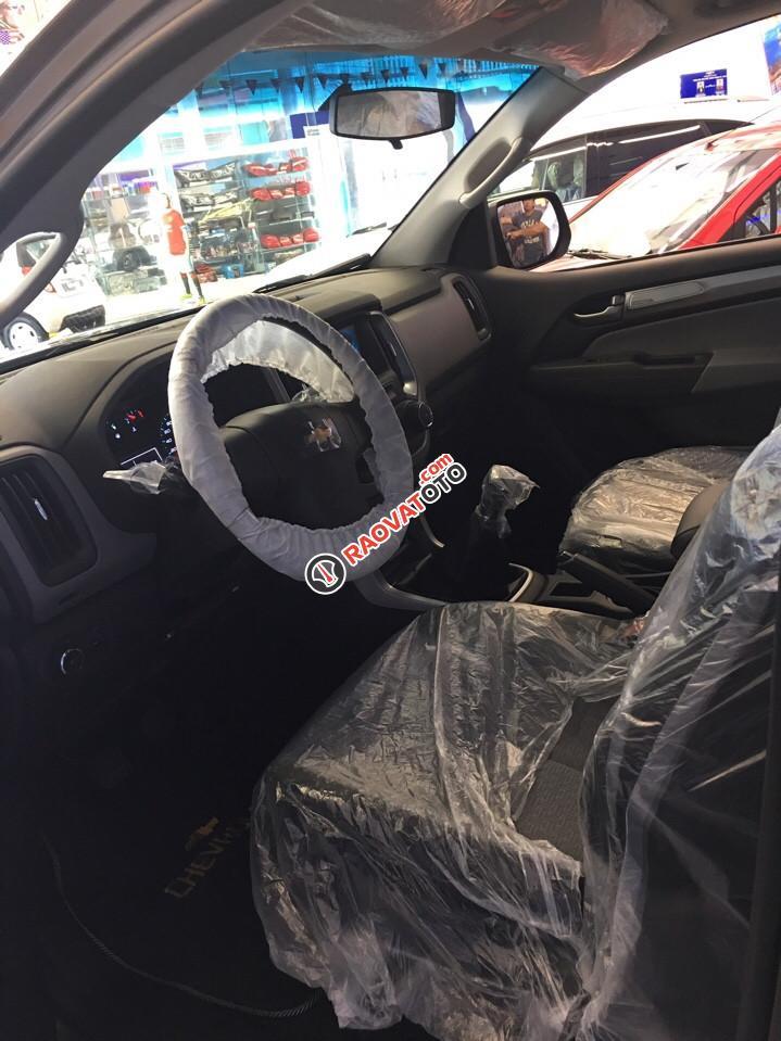Bán Chevrolet Colorado 2.5 LT 4x2 Pick-Up 2018, nhập khẩu Thailand mới 100%-2