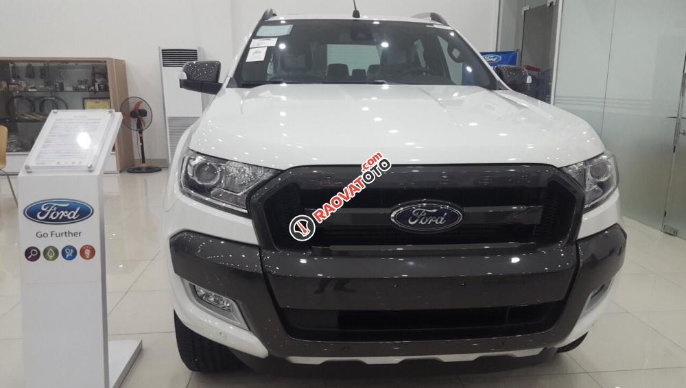 Ford Ranger 3.2 xe đủ màu giao ngay, hỗ trợ trả góp 80% giá xe-0