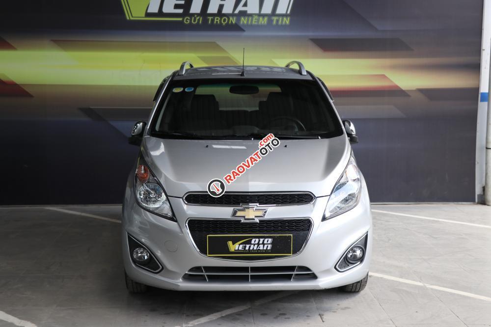 Bán Hyundai Grand Starex 2.5MT 2010, màu bạc, xe nhập, giá tốt, 636tr-1